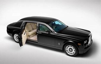 Rolls-Royce представил бронированный Phantom