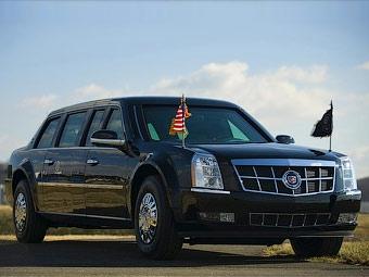 Для Барака Обамы построили новый президентский лимузин Cadillac