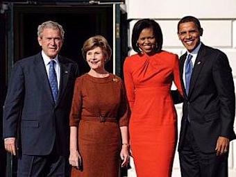 Барак Обама призвал Буша срочно помочь американскому автопрому