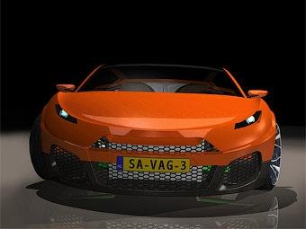 Голландские студенты хотят выпускать 601-сильный суперкар