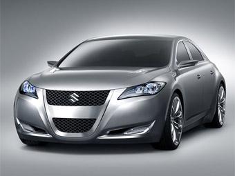 Suzuki представила предсерийную версию своего будущего седана