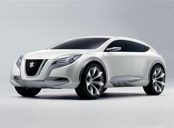 Suzuki покажет в Токио три новых концепт-кара