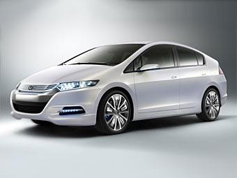 Honda представила прототип самого дешевого в мире гибрида