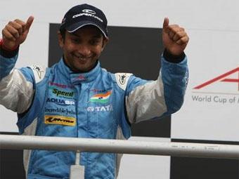 Нараин Картикеян не заинтересован в Force India