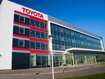 Toyota планирует увеличить продажи в 2008 году на 37 процентов