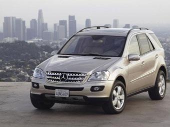 Mercedes оштрафовали на 28,8 миллиона долларов за расход топлива