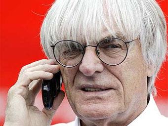 Берни Экклстоун посоветовал Ferrari не указывать FIA