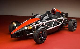 236-сильный электромобиль обогнал Ferrari и Porsche