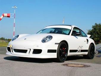 """Ателье 9ff построило 1300-сильный """"дрэговый"""" Porsche 911"""