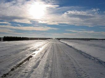 ГИБДД Москвы предупредила водителей о сильной гололедице на дорогах