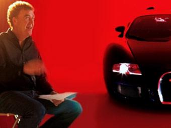 Ведущего шоу Top Gear раскритиковали за болтовню