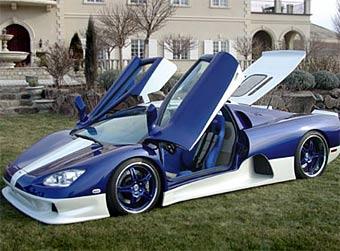 Американский суперкар готовится побить мировой рекорд скорости