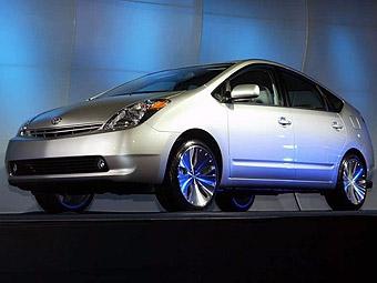 Toyota продала более миллиона гибридов Prius