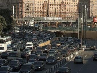 Эстакаду между Ленинградским и Волоколамским шоссе построят до конца года