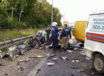 ГИБДД выявила самые аварийные регионы России