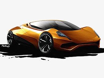 Дизайнер McLaren F1 разработает электрический суперкар