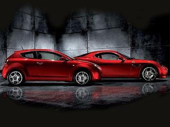 Alfa Romeo построит спорткупе на базе хэтчбека Mi.To