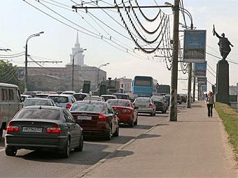 Математики высчитали дату транспортного коллапса в Москве