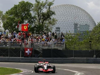 """Гран-при Канады не вернется в календарь """"Формулы-1"""""""