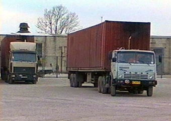 Дороги Московской области закрыли для грузовиков