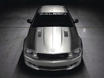 Saleen отпразднует свое 25-летие выпуском особой версии Ford Mustang