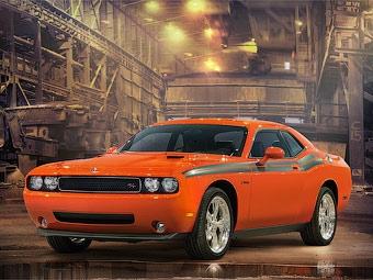 Dodge представил ретро-версию купе Challenger