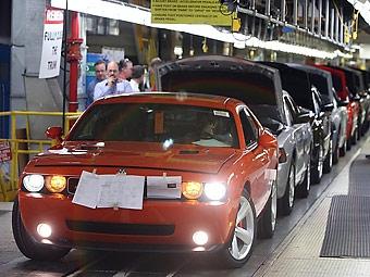 Начался выпуск самого мощного Dodge Challenger