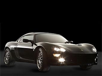 К юбилею компании Lotus спорткар Europa украсили бриллиантами