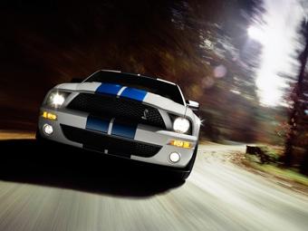 Ford Shelby GT500 получит 605 лошадиных сил