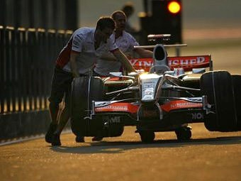 Force India получит мотор и трансмиссию McLaren Mercedes