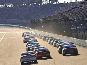 В гонках NASCAR введен запрет на тесты