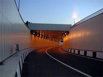 Тоннель на Варшавском шоссе будет готов в начале 2009 года