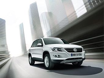 VW начинает продажи выпущенных в России кроссоверов Tiguan