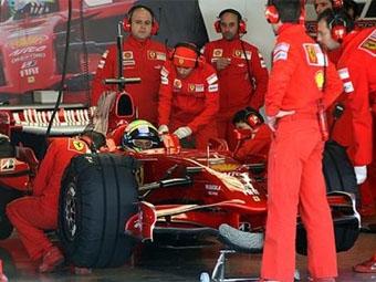 Ferrari опаздывает с разработкой системы KERS