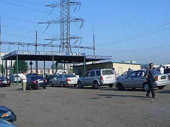 МВД сократит время регистрации автомобилей