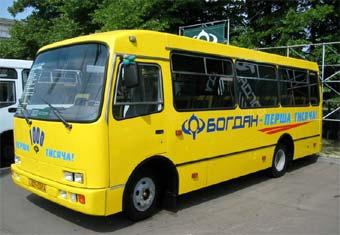 В Нижнем Новгороде будут выпускать украинские автобусы