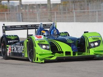 В Себринге прошли тесты нового спортпрототипа Acura