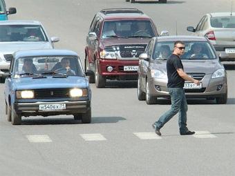 Акция по повышению безопасности пешеходов продлится до 14 ноября