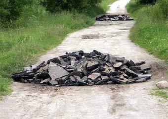 В 2006 году в России отремонтируют в полтора раза больше автодорог