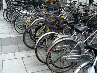 Лондонских велосипедистов будут штрафовать за нарушения