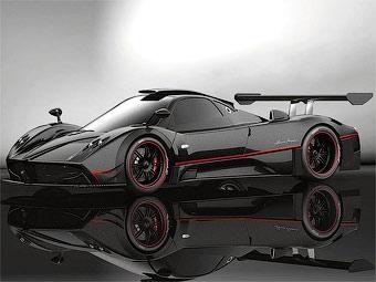 В Вене дебютировал 750-сильный трековый суперкар Pagani Zonda R