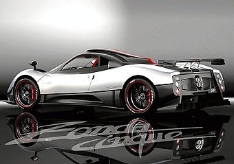 Pagani раскрыл подробности о новом 678-сильном суперкаре