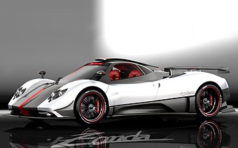 Pagani готовит дорожную версию трекового суперкара Zonda R