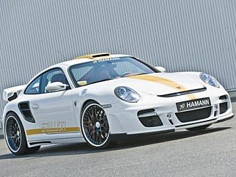 Ателье Hamann сделало Porsche 911 Turbo еще мощнее