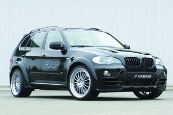 Hamann разработал новый спорт-пакет для BMW X5