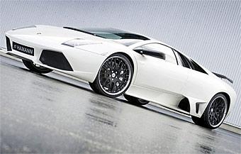 Hamann сделал Lamborghini LP640 еще экстремальнее