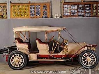 В США восемь раритетных машин продали за три миллиона долларов