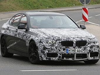 Топ-менеджер спортивного подразделения BMW рассказал о новой M5