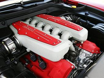 Ferrari вернется к использованию турбонаддува