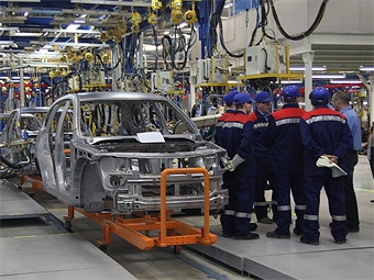 C российского завода GM уволили лидера профсоюза